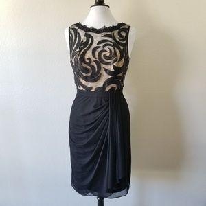 Maggy London Sheath Midi Dress 10 (NWOT)